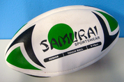 Samurai Touch Ball - White/Green
