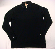 CCC Men's Long Sleeve Shirt - Black