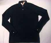 CCC Men's Long-Sleeve Shirt - Navy