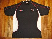 Samurai - Samurai 7s 1/4 Zip Performance Polo - Size XL