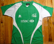 Impact - Play Rugby USA - Ireland - Performance Training Shirt - Size 14