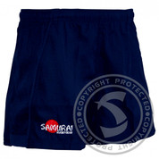 Samurai Elite Rugby Shorts - Navy