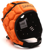 Samurai Contour Elite Headguard - Orange