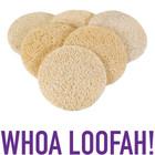 Ultra Exfoliating Loofah Rounds