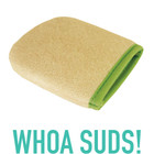 Ultra Soft & Sudsy Bamboo Fiber Soap Pocket
