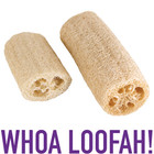 Ultra Exfoliating Loofah Sponges