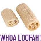Ultra Exfoliating Loofah Sponges