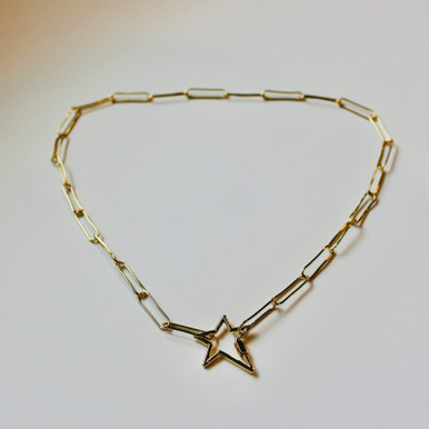 Adjustable necklace can be worn up to 20 inches in length. Store in original packaging and avoid water/oils/chemicals.