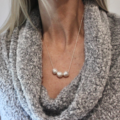 It's all about you capturing compassion, cultivating calm and returning to simplicity. Pearl:promote peace. chain: sterling silver adjusts to 20 inches.