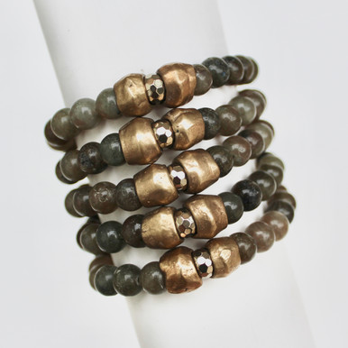 Mix|Stack|Blend|Layer|Collect  Here's your inspo for everyday wear to mix with your faves, or stack a bunch for instant pop! Are you FALLING for it? The Well-Being Seeker power pack has you mixing things up! Update NOW by adding it to this seasons rotation for instant style and texture. A mix of 5 bracelets.