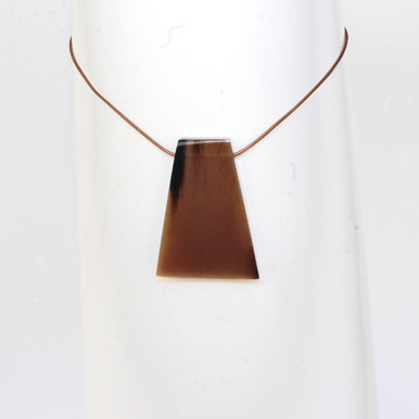Nature has a way of bringing out the Bohemian!. Natural Elements and leather. MAXIMUM length is 16 inches total. Choker/Necklace.