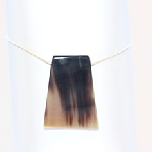 Nature has a way of bringing out the Bohemian!. Natural Elements and leather. MAXIMUM length is 16 inches total. Choker/Necklace