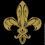 Saint Cthulhu Fleur-de-lis