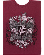 Miskatonic University Heraldic Shield shirt
