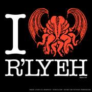 "I ""Cthulhu"" R'lyeh T-Shirt"
