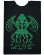 8 Bit Cthulhu shirt
