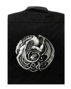 Cthulhu Medallion Work Shirt