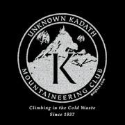 Unknown Kadath Mountaineering Club shirt