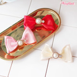 BE MY VALENTINE HAIRBOW