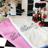 BABY BOA FLEECE BLANKET
