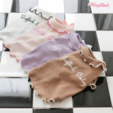 WOOFLINK BABY KNIT BLOUSE