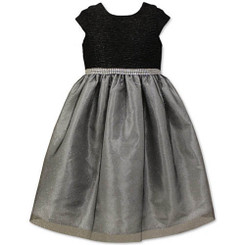 Jayne Copeland Knit Glitter and Tulle - Toddlers