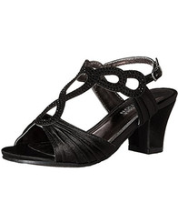 KENNETH COLE REACTION GIRLS   T-STRAP DRESS SANDAL - US12.5/Euro30.5