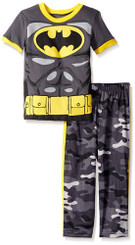 Batman Tricot Pant Set with Tee - 12/24Mths