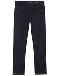 Nautica Big Five Pocket Skinny Fit Denim Pant - Boys 7-20