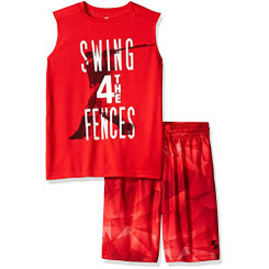 The Children's Place Boys  Active Top and Shorts Clothing Set - Boys 7-20