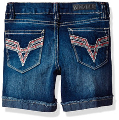 VIGOSS Girls  Bermidi Short, Pebble - 4Yrs