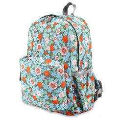 "J World New York Oz 17"" Backpack, Blossom, One Size"