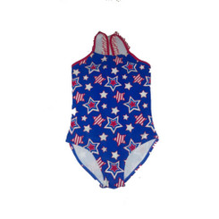 Jumping Beans One Piece Girls Swimwear