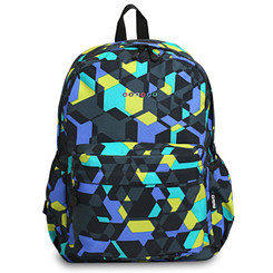 "J World New York Oz 17"" Backpack, CUBE"