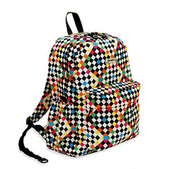 "J World New York Oz 17"" Backpack, CHECKERS"