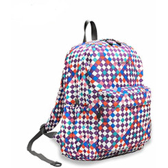 "J World New York Oz 17"" Backpack, CHECK"