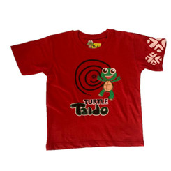 Turtle Taido Tee-Shirt -  Red