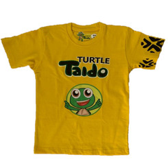 Turtle Taido Tee-Shirt - Yellow
