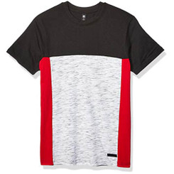 SouthPole Color Block Techno Tee Shirt - Multi
