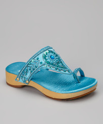 Chinese Laundry Turquoise Sandals - US3/34