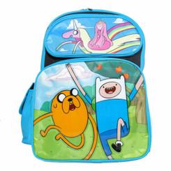 Ruz Adventure Time Jake , Finn & Princess Bubblegum Backpack.