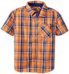 Company 81 Little Boys' Multicolor Plaid Woven Shirt