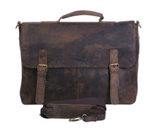 Retro Design made from the finest buffalo leather