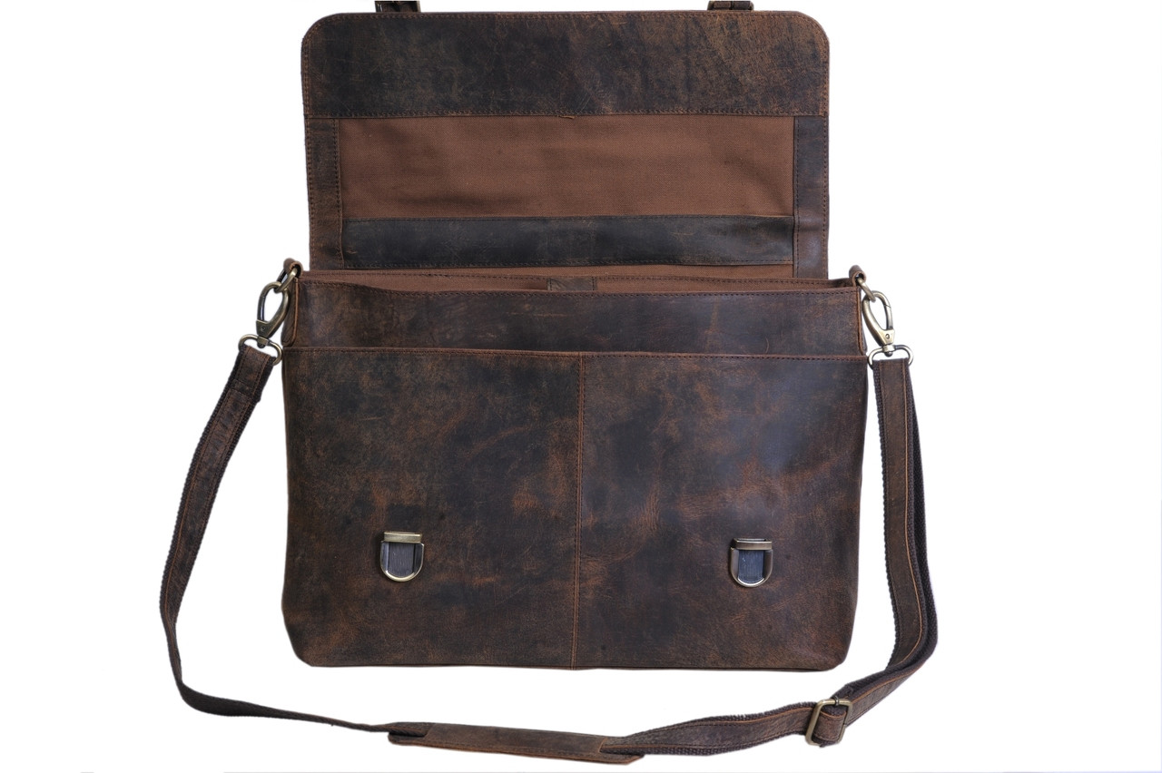 f9fd2368f344 Retro Design made from the finest buffalo leather. Larger   More Photos
