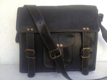 PL Black Satchel