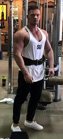 Size Up Supplements White Slinger