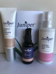 Juniper Organic Skincare Essentials Pack Dry/Mature