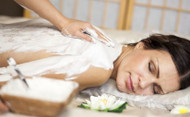 Ultimate Indulgence Package: Body Exfoliation, Clay Detox Wrap, Massage & Deluxe Facial 2.5 hours