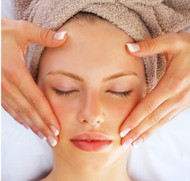 Platinum 90 min Organic Facial with Body Butter Treatment for hands and feet.