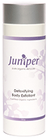 An indulgent detoxifying Body Exfoliant, Enriched with 1st grade, certified organic ingredients of Complete Ylang Ylang, Pink Grapefruit, Juniperberry and Patchouli Essential Oils, Shea and Cocoa Butter. Formulated with properties that are detoxifying and stimulating to the Lymphatic system and assist in the reduction of cellulite.